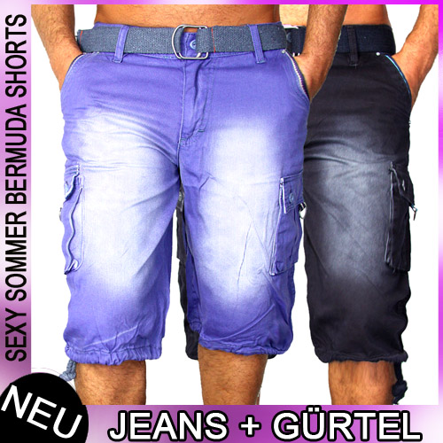1985 neu herren bermuda cargo shorts kurze hose chino hose. Black Bedroom Furniture Sets. Home Design Ideas