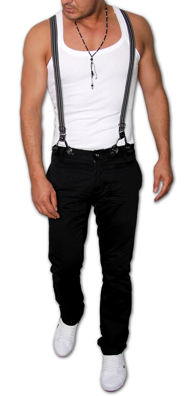 neu chino hose hosentr ger herren hose trousers jeans w29 bis w36 k752 4. Black Bedroom Furniture Sets. Home Design Ideas